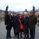 susret na Karlovom mostu i prijatna setnja ,,ILCO,,Austrije,Srbije, Bosne i Hercegovine