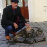 ulicama Bratislave