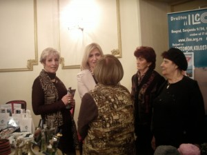 Poseta i razgovor sa g-đom Dragicom Nikolić