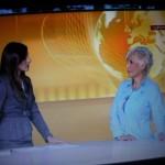 GOSTOVANJE SNEZANE S. MILOJEVIC U VESTIMA TACNO U 1 NA TV PRVOJ PODGORICA