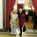 Snezana S.Milojevic i Slobodanka Krstic ,prijateljstvo traje 40 godina