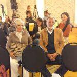 Snezana S Milojevic i Dragan Trivun osobe sa stomom na Konferenciji aktivizma